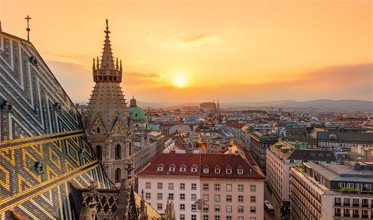 وین برای دومین سال پیاپی، سرزندهترین شهر جهان شناخته شد!