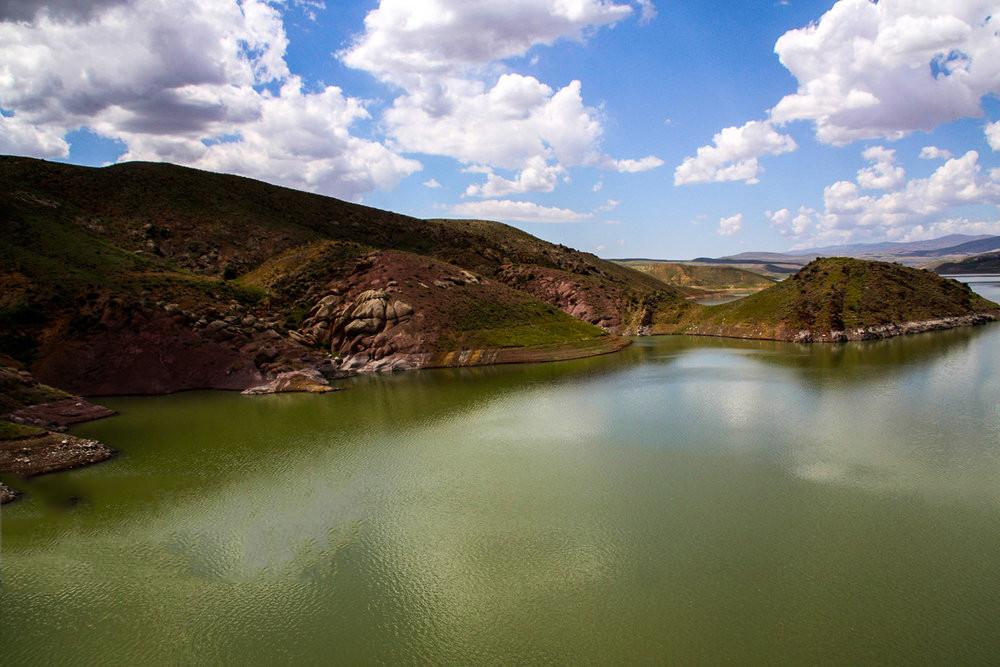 سد ستارخان، جاذبه منحصر بفرد اهر در آذربایجان شرقی