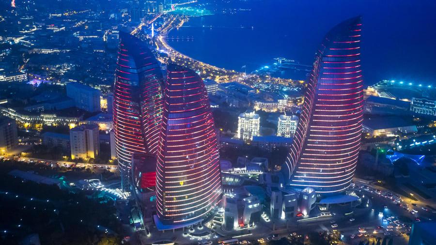 برجهای شعله، محل یکی از بلندترین هتلهای لوکس جهان!