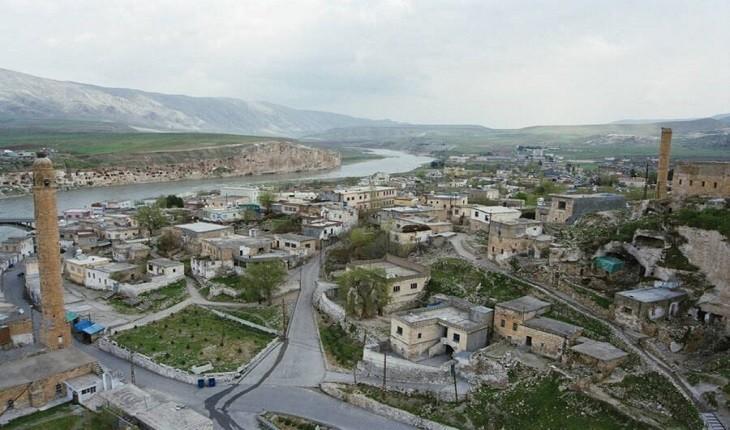 شهرِ تاریخیِ «حسن کیف» با قدمتی 11000 ساله بهزودی نابود می شود!