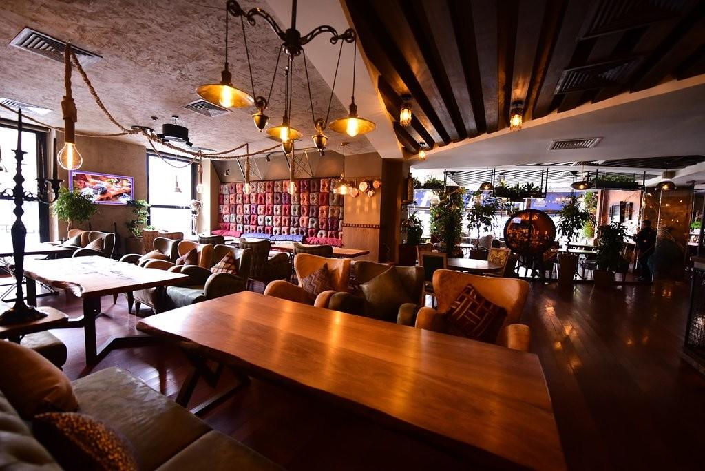 رستوران چایهونا