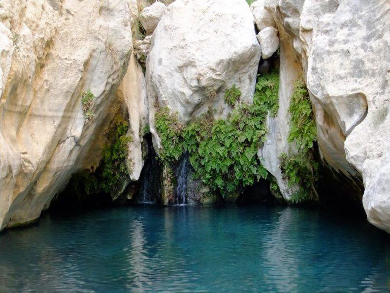 تنگه مخدان، زیبایی سحرآمیز بندر دیر در استان زیبای بوشهر!