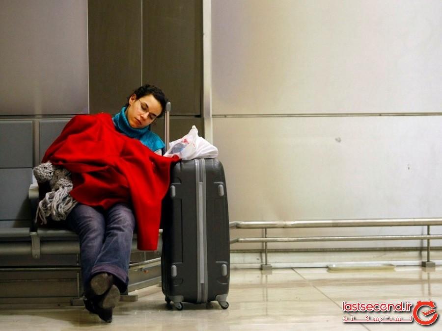 اتفاقات دور از انتظاری که هنگام مسافرت رخ میدهند