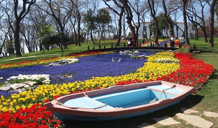 پارک اِمیرگان؛ بهشت لالههای استانبول، میراث سردار ایرانی!