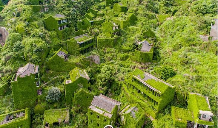 5 نمونه از وحشتناکترین شهرهای ارواح در آسیا را بشناسید!