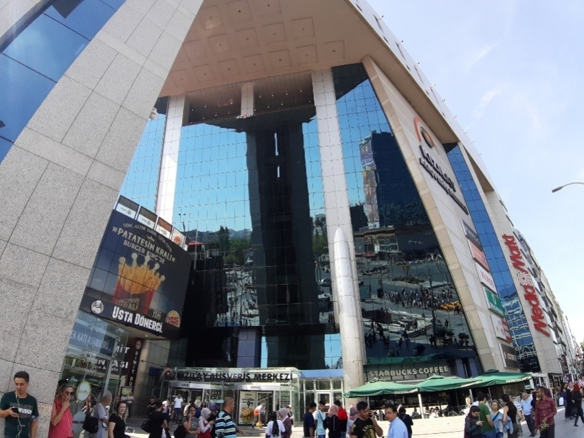 Kizilay Shopping Center