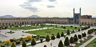 اصفهان، نصف جهان در یک روز