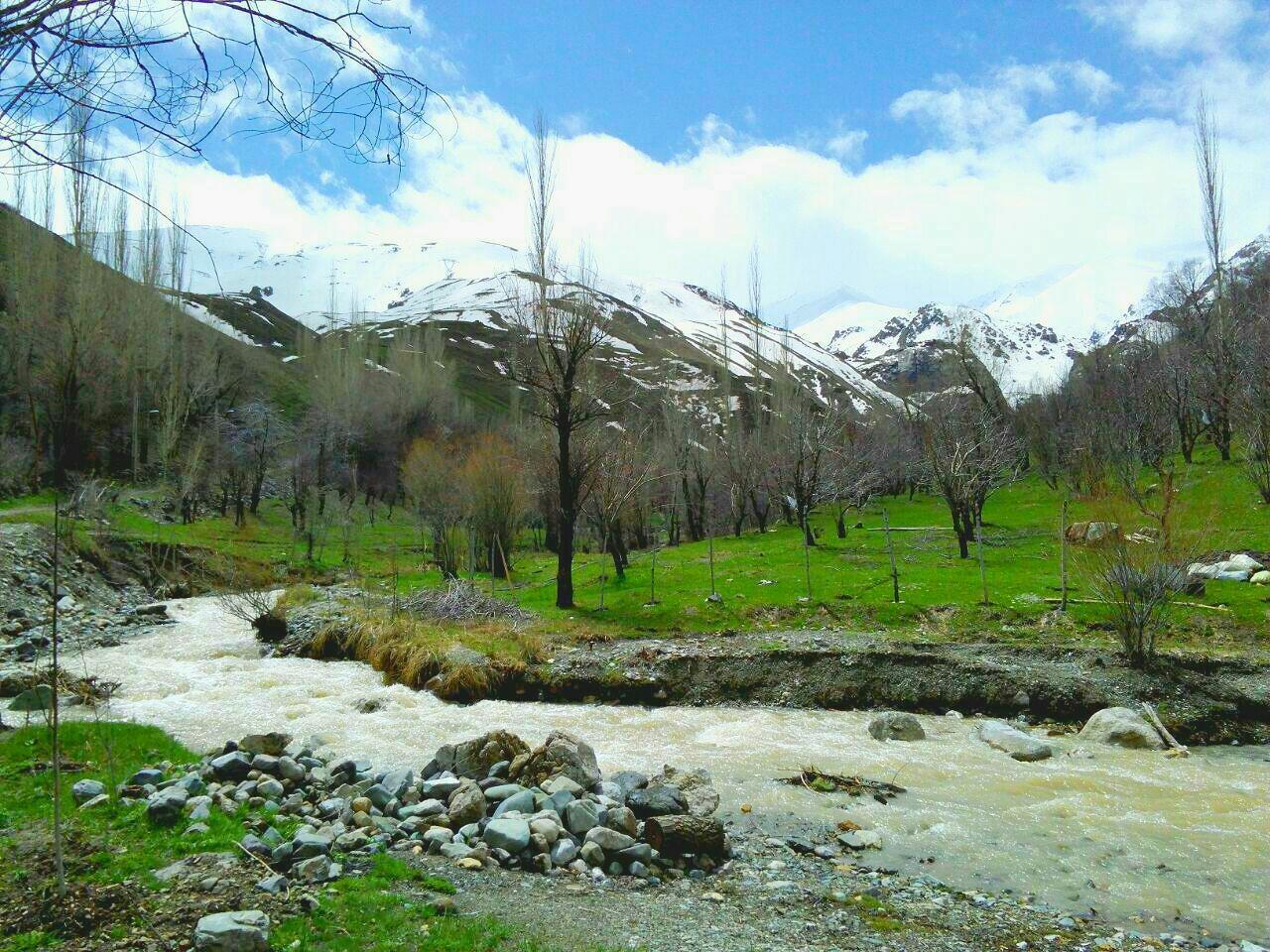 روستای کرکبود