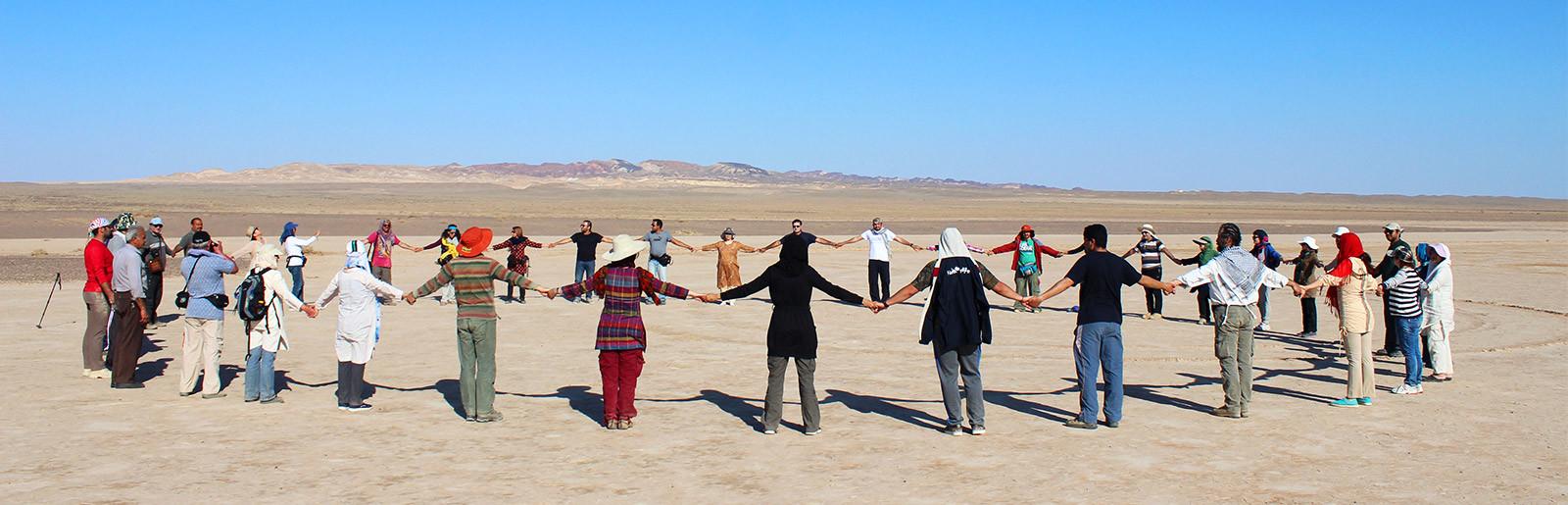 تور کویر مرکزی ایران
