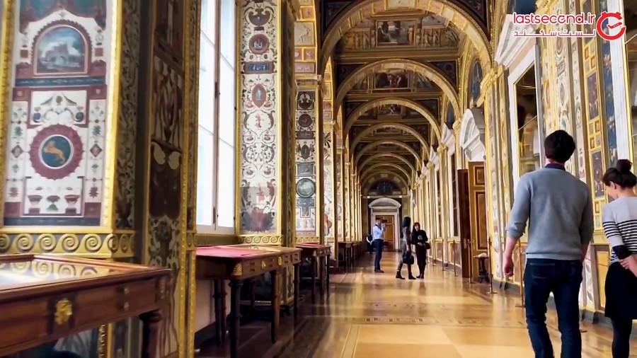 سومین موزه ی بزرگ جهان در سن پترزبورگ