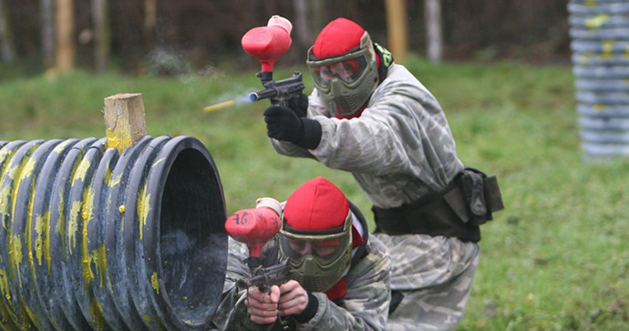 Paintball Club of Healthy City Sports Complex