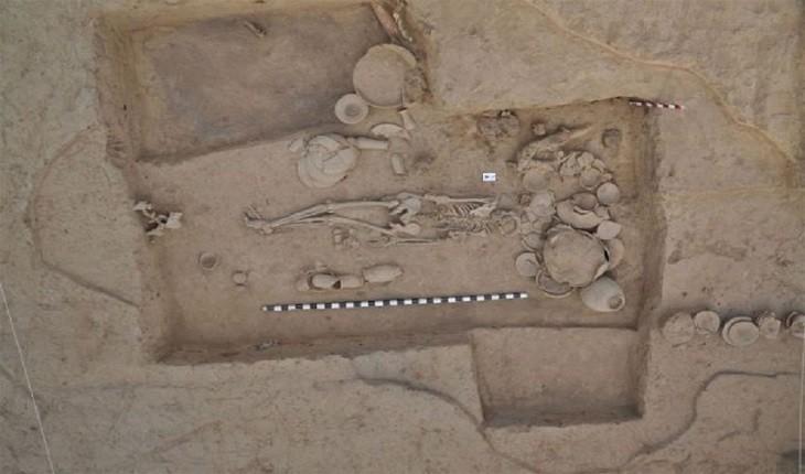 دی ان ای خاکستر زنی باستانی، رازی 5000 ساله را آشکار کرد!