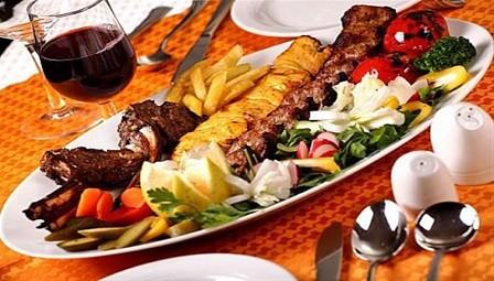 رستوران میر عماد