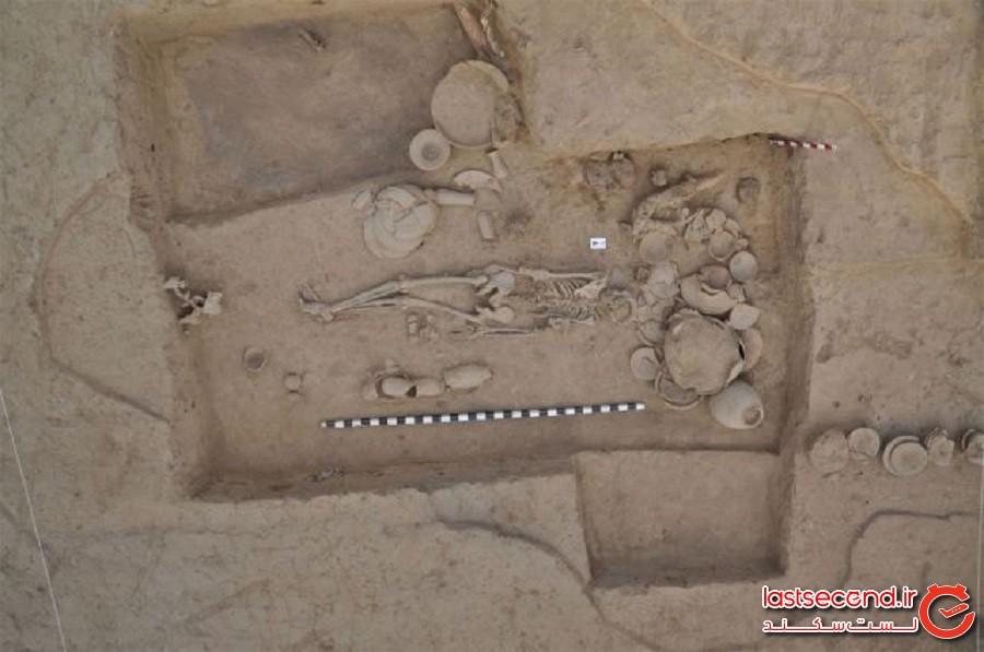 DNAخاکستر مردمان باستان که رازی 5000ساله درباره تمدنی گمشده را آشکار میسازد