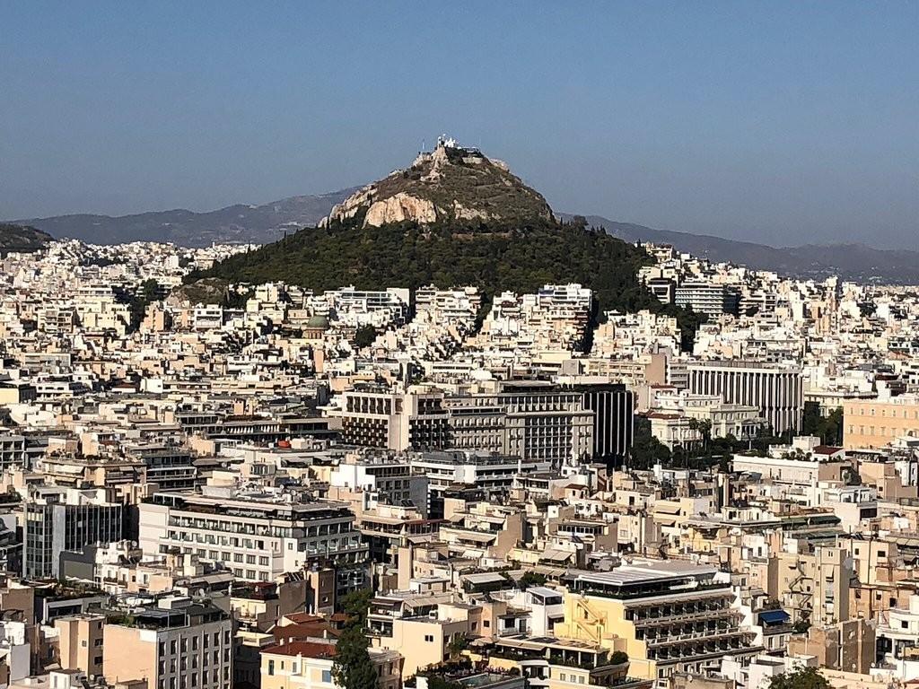 کوه لیکابتوس