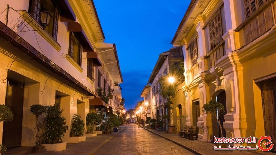 ویگان سیتی، کشورفیلیپین