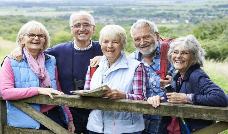 توجه به نسل سوم گردشگری به مناسبت روز جهانی گردشگری سالمندان