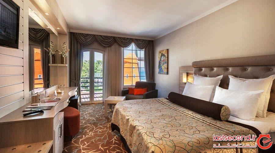 هتل اورنج کانتی، آنتالیا