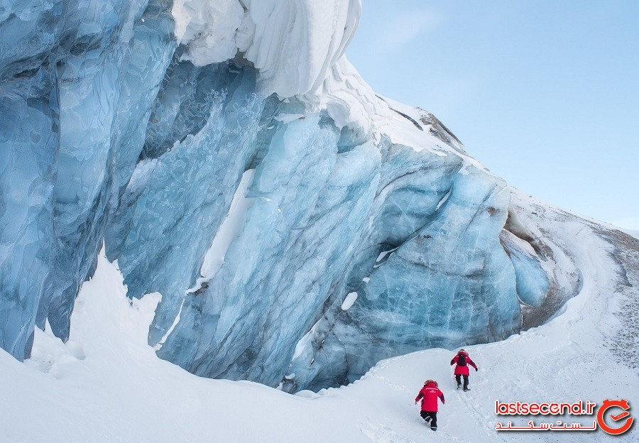 هتل ایگلوس قطب شمال