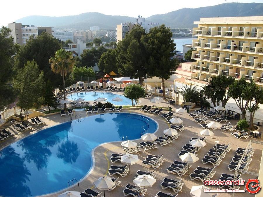 هتل جدید مایورکا(Mallorca) به مردان اجازه ورود نمیدهد