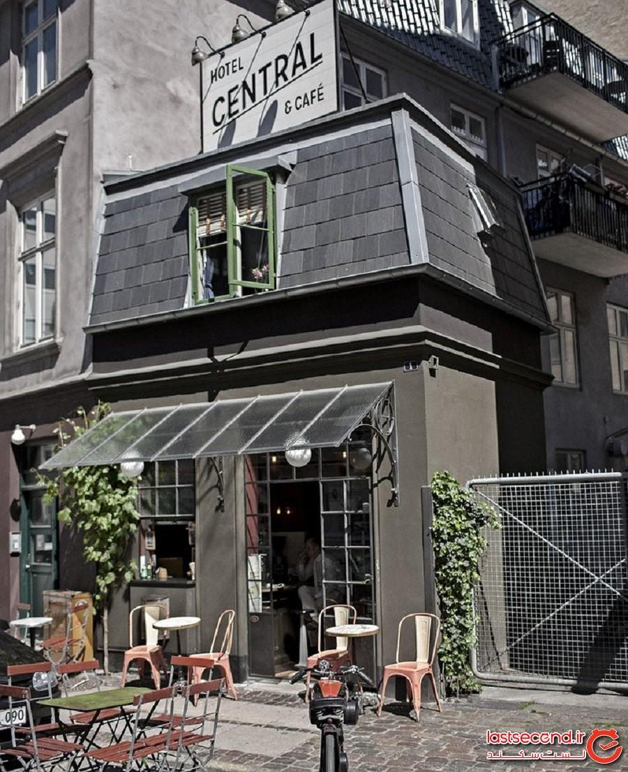 هتل سنترال کپنهاگ