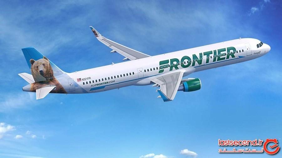 فرانتیر ایرلاینز (Frontier Airlines)