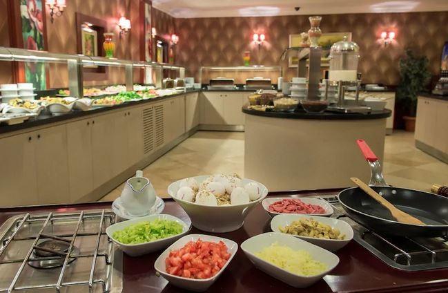 رستوران هتل سمینال