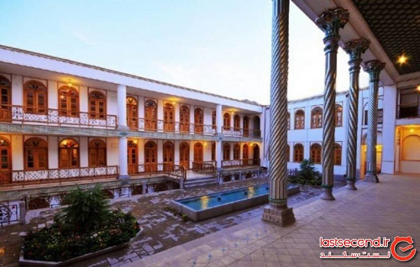 خانه کشیش اصفهان