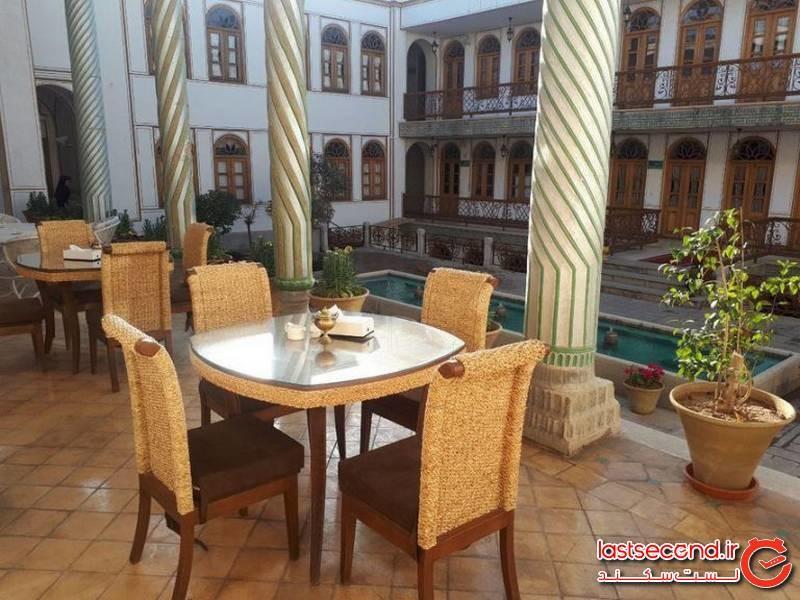 عمارت کشیش اصفهان