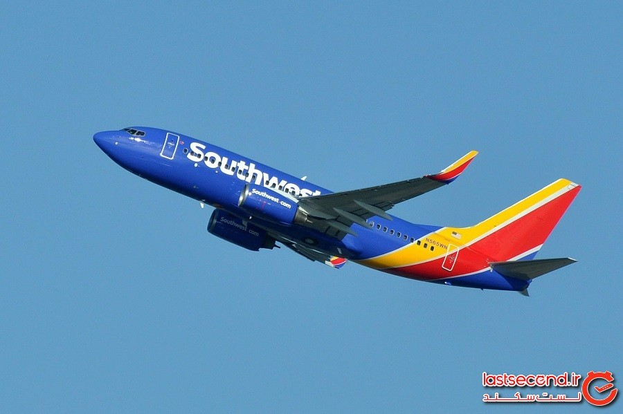 ساوت‌وست ایرلاینز (Southwest Airlines)