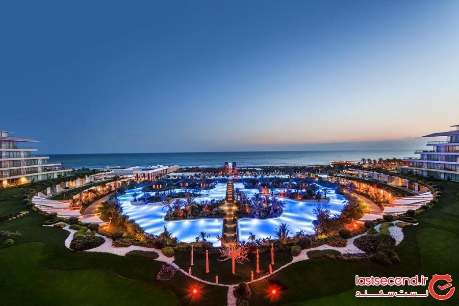 هتل مکس رویال بلک، لوکس و رویایی +تصاویر