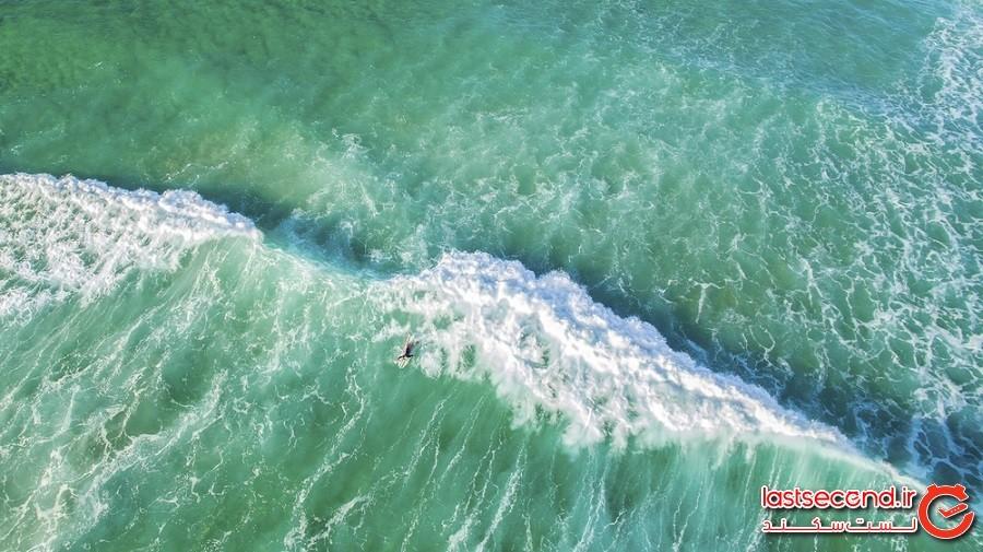 مرز بین اقیانوسها کجاست؟