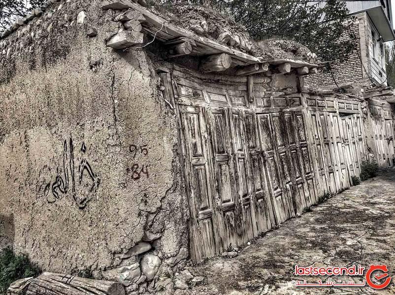 روستای گیلوان