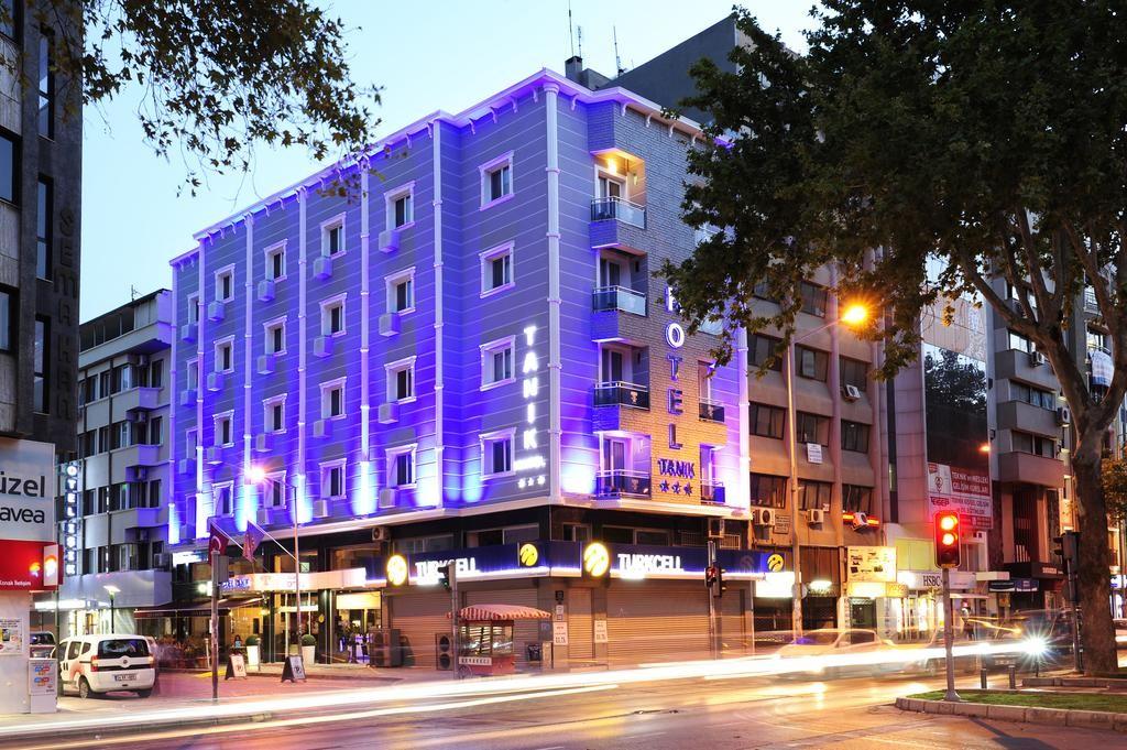 هتل تانیک
