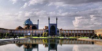 کاشی های لاجوردی . سلام (سفرنامه اصفهان)