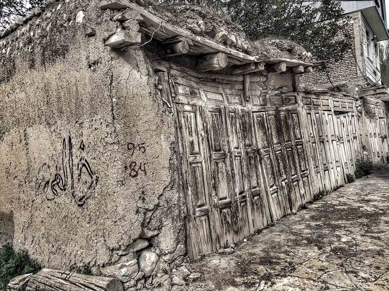 روستای گیلوان، روستایی با قدمت هخامنشیان درخلخال