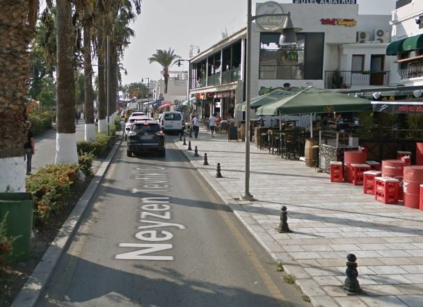خیابان نیزن