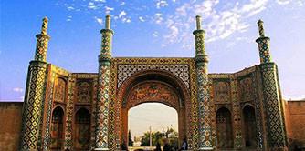 ملاقات با شاه طهماسب صفوی در دولتخانه مبارکه قزوین