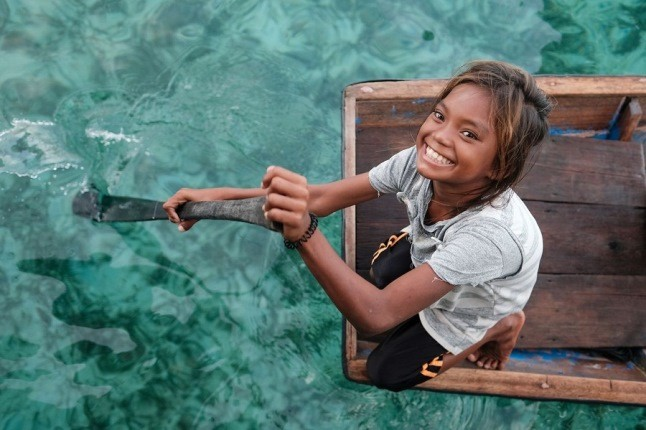 جزیره پری های دریایی در مالزی، بهشت غواص هاست!