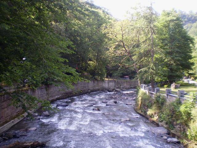 Borjomula River