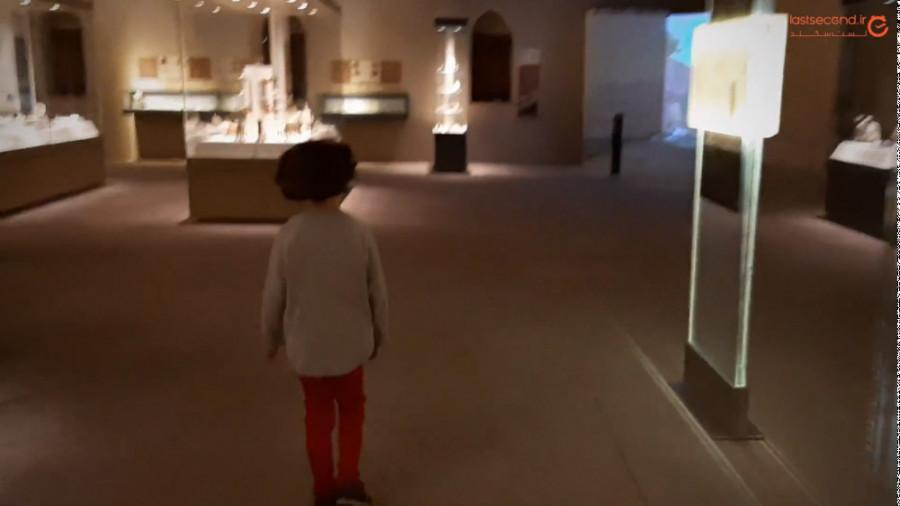موزه گردی با کودکان، امیدی برای حفظ میراث گذشتگان