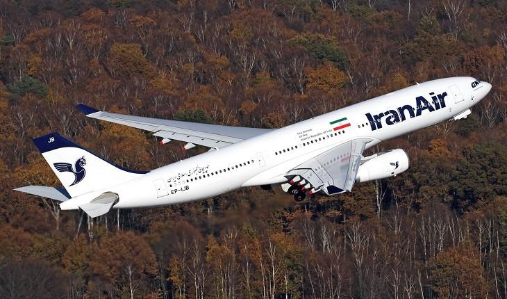 حضور «ایران ایر» در بین شرکتهای هواپیمایی با بهترین طراحی لوگوی اساطیری!
