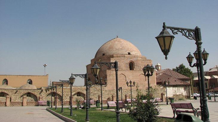 مسجد جامع ارومیه، مسجدی متعلق به دوران های متفاوت!