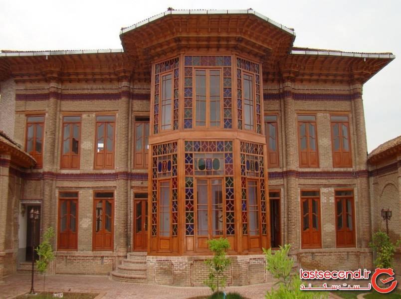 عمارت فاضلی ساری