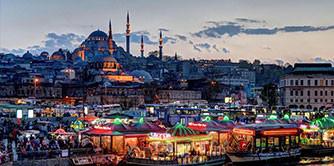 سفری کوتاه و پرخاطره به استانبول در شهریور98