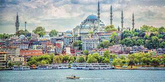 استانبول و یک تجربه ی جدید دیگر