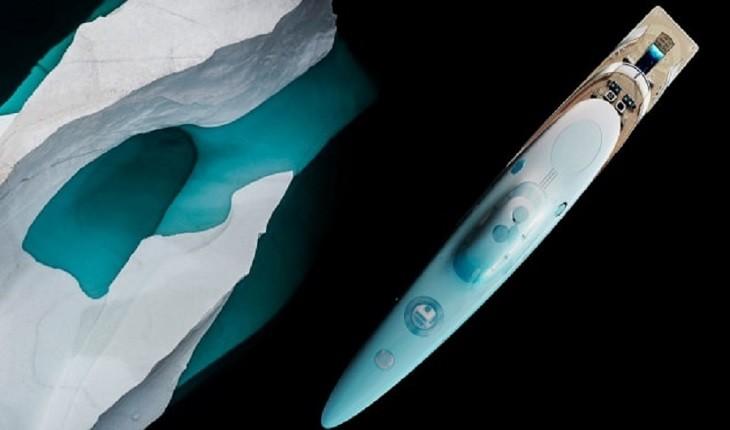 ابرکشتی با سوخت هیدروژنی، شکل جدیدی از تفریح روی آب!