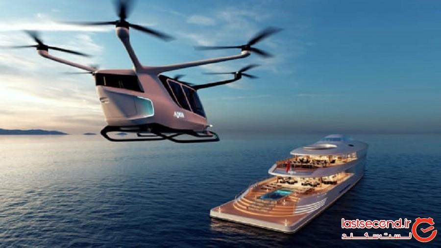 آیا این کشتی سوخت هیدروژنی به ابرکشتی تفریحی آیندگان تبدیل خواهد شد؟