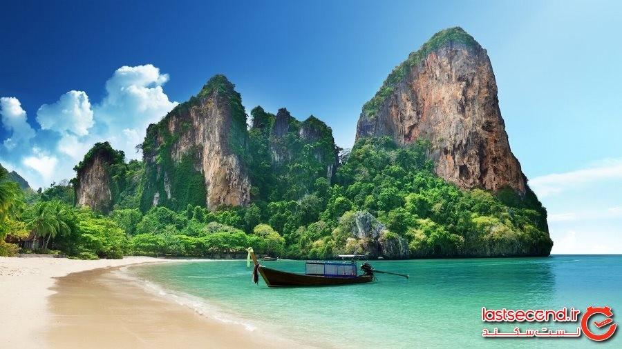 زیبایی های تایلند