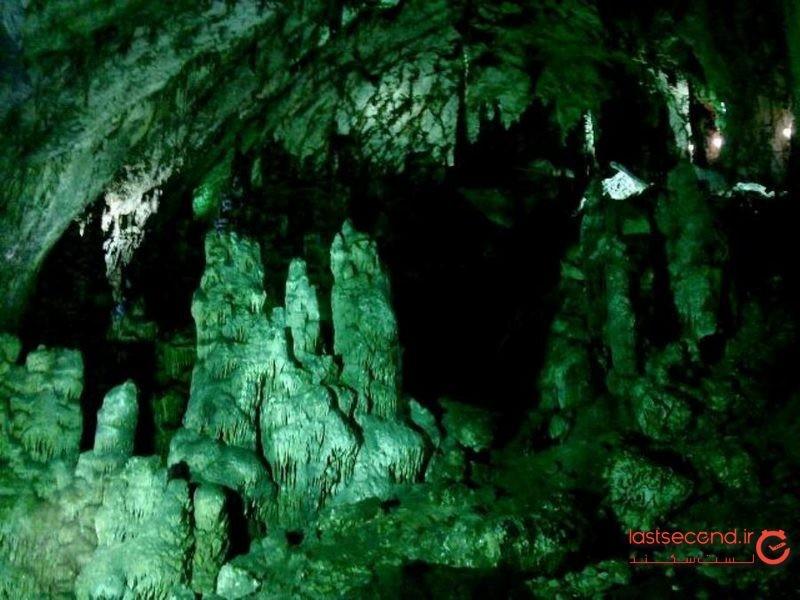 غار دربند سمنان